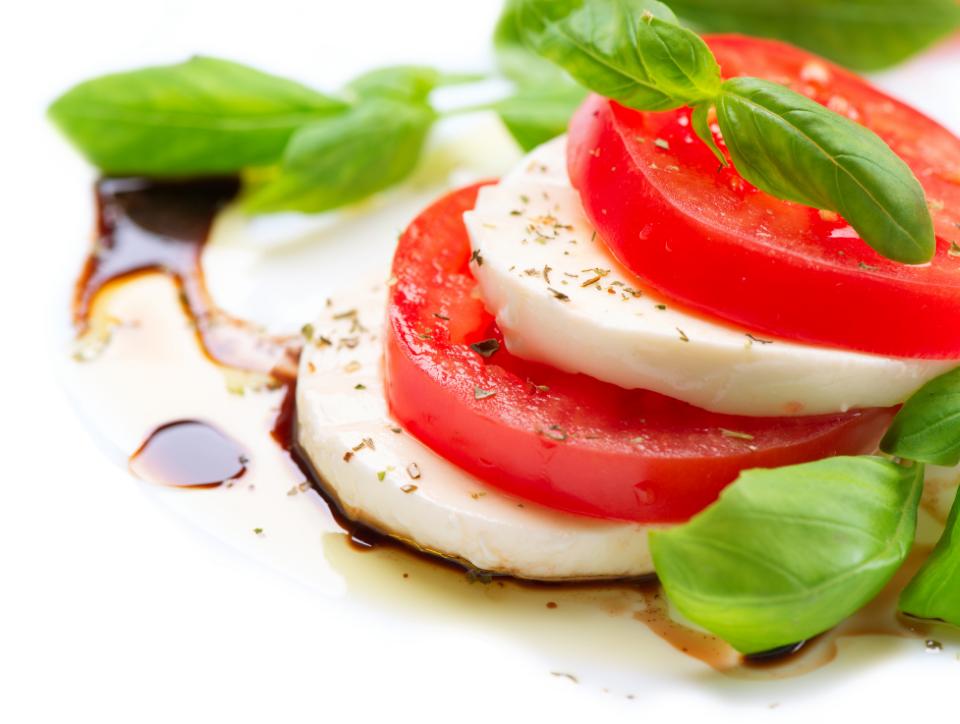 Caprese Salad from VM Bistro