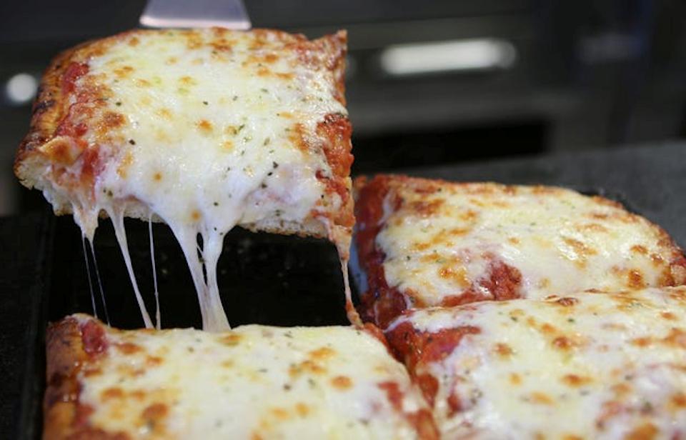 Sicilian Pizza from VM Bistro 2020